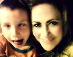 Damien & I