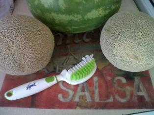 Vegetable Scrubber that every kitchen should have.