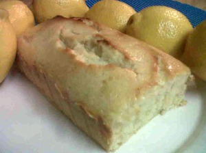 Lemony Lemon Loaf