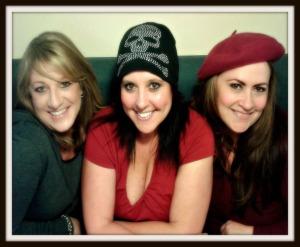 Ronda, Lisa and I