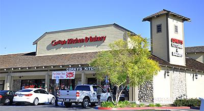 CORKY'S RANCHO CUCAMONGA 6403 Haven Ave, Ste 106 Rancho Cucamonga, CA 91737 (909) 941-8655