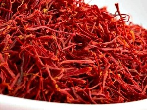 Saffron has antidepressant effects comparable to Prozac. It makes the feel-good neurotransmitter serotonin more available to the brain