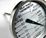 If your not sure if your steak is cooked to your liking, don't cut into it! Grab a thermometer instead!