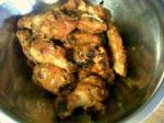 Buffalo Wings w/my secret sauce