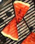 Grilled watermelon is a perfect addition to a summer salad.