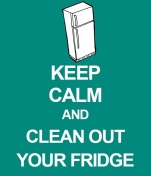 Clean out your fridge monthly