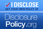 Blog Disclosure Policy