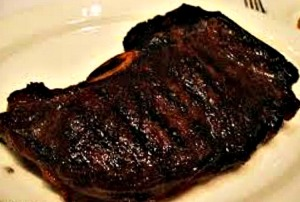 Remember this, the longer you keep your steaks on the grill, the more well done they will end up.