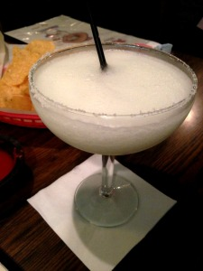 Mario's Signature Margarita. Two of these is my limit...lol