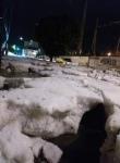 Hail storm hits Guadalajara,Mexico